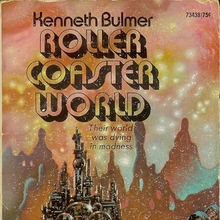 <cite>Roller Coaster World</cite> by Kenneth Bulmer