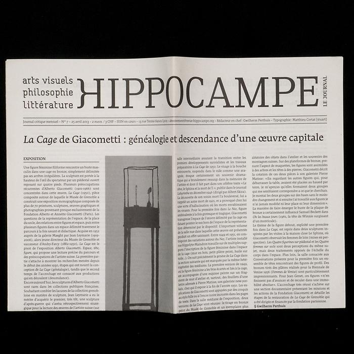 Hippocampe, nº7 1