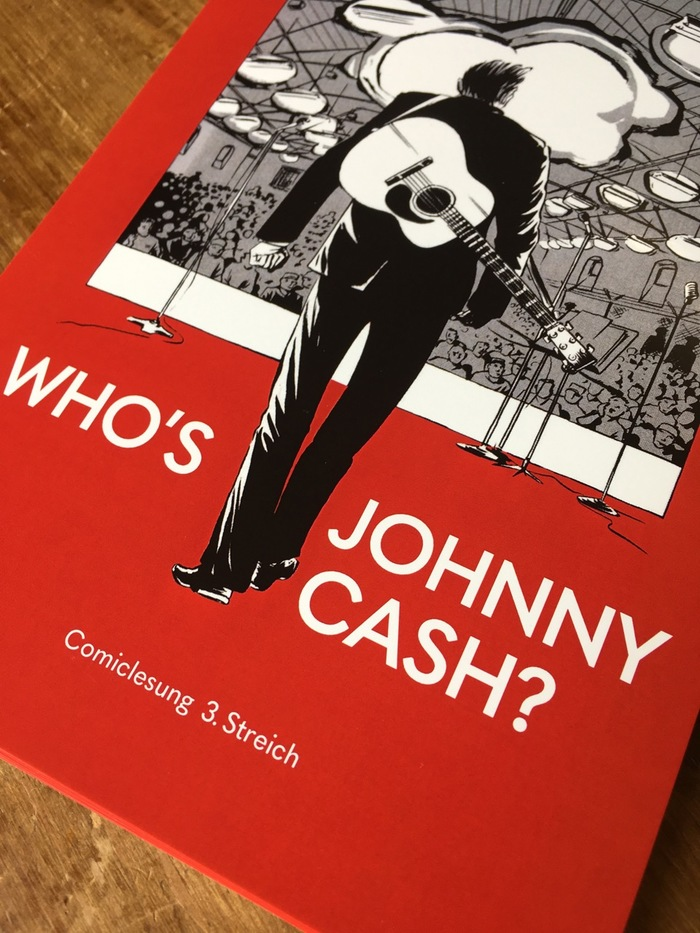 Who's Johnny Cash? 5