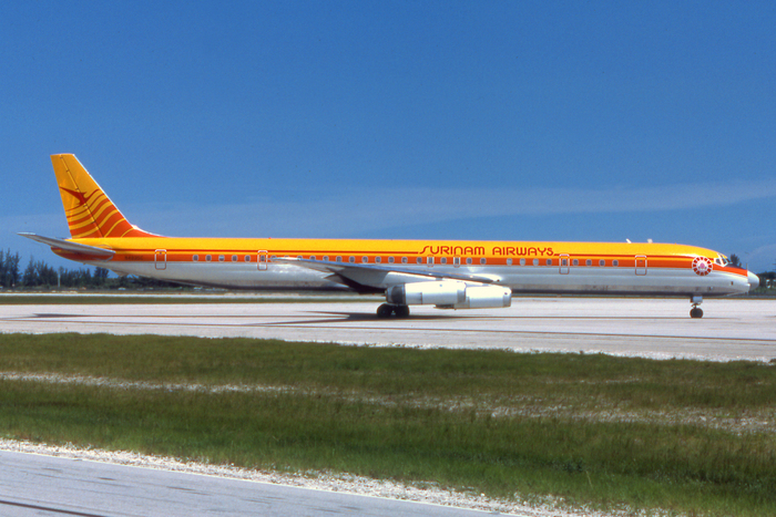 Surinam Airways 3