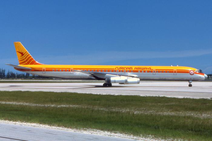 Surinam Airways 4