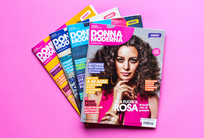 Donna Moderna magazine 1