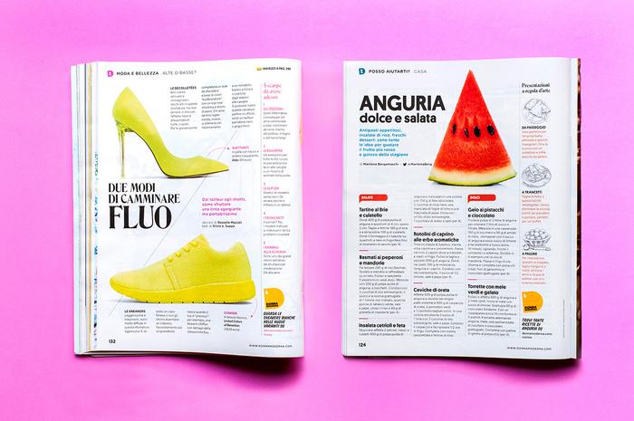 Donna Moderna magazine 5