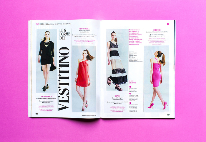 Donna Moderna magazine 7