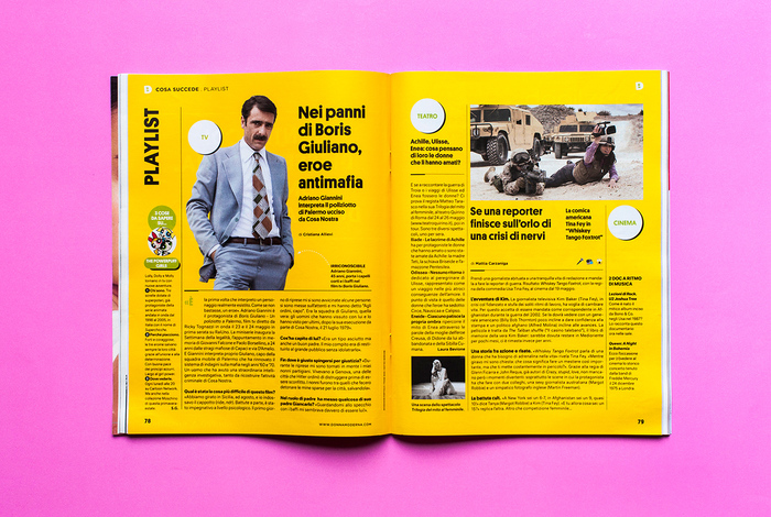 Donna Moderna magazine 11