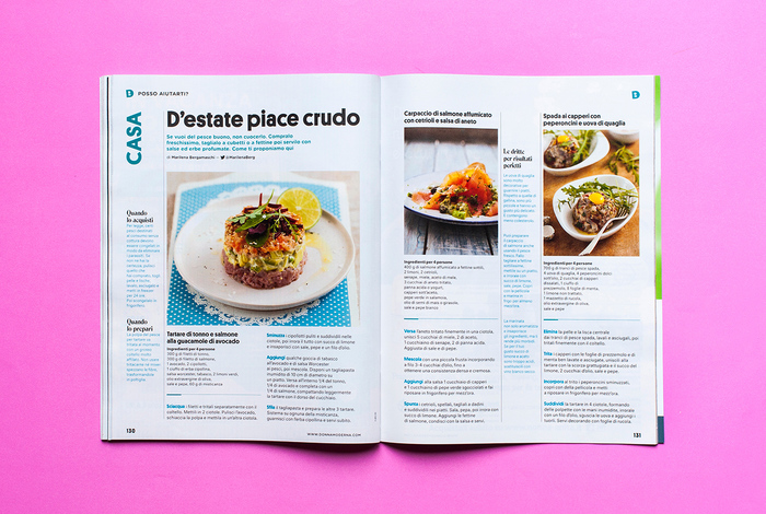 Donna Moderna magazine 12
