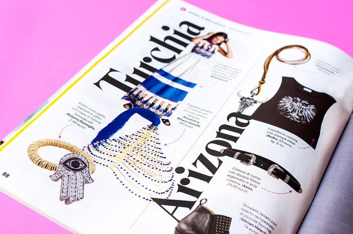 Donna Moderna magazine 9