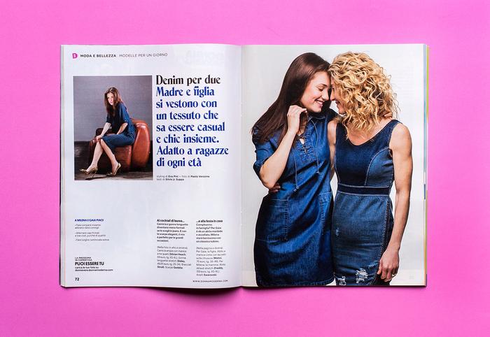 Donna Moderna magazine 6