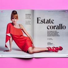 <cite>Donna Moderna</cite> magazine