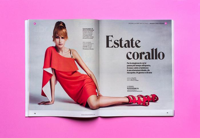 Donna Moderna magazine 3