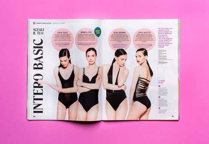 Donna Moderna magazine 10