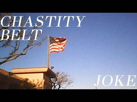 """""""Joke"""" video (2015). This appears to be a slanted version of the roman, cf. the serifs in 'C'."""