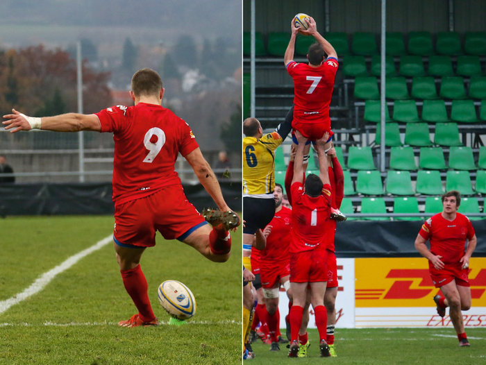 Suisse Rugby FSR 6