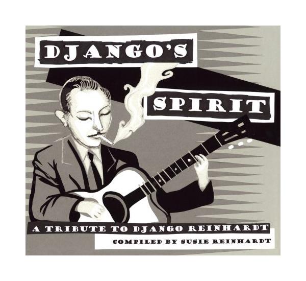 Django's Spirit – A Tribute To Django Reinhardt album art