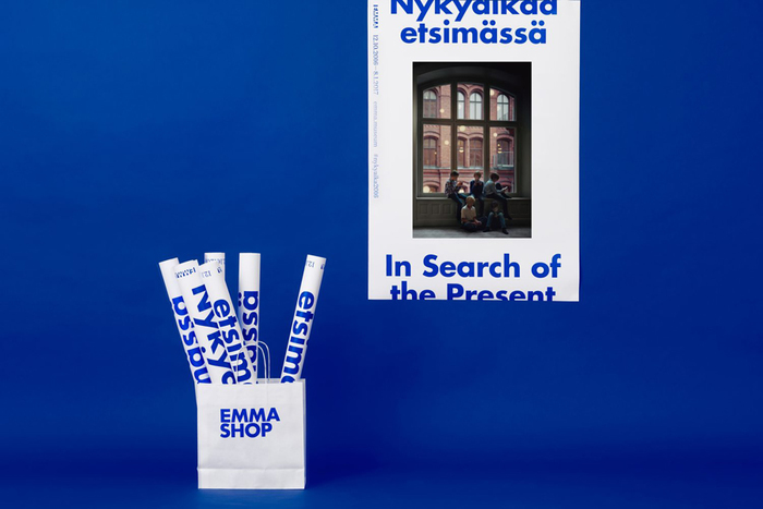 In Search Of The Present at EMMA 4
