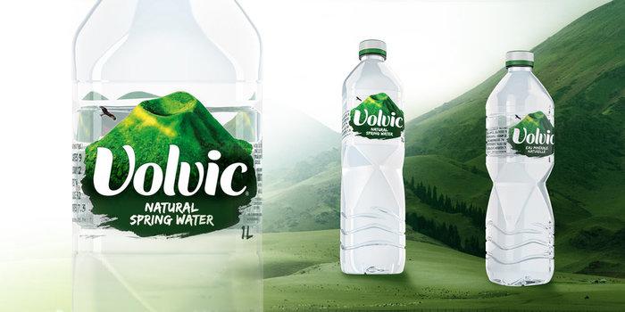 Volvic Natural Spring Water 2