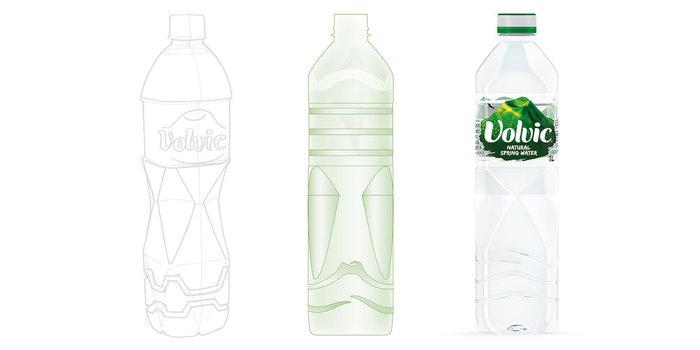 Volvic Natural Spring Water 3