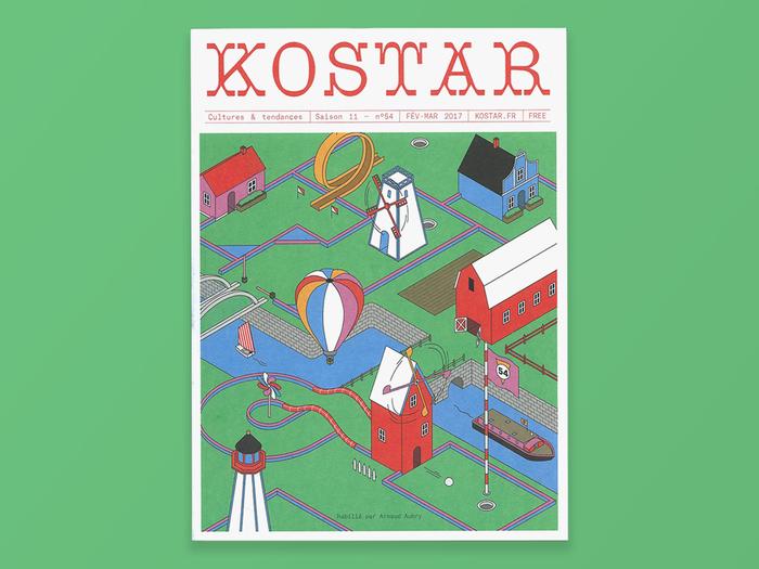 Kostar magazine, No. 54 1
