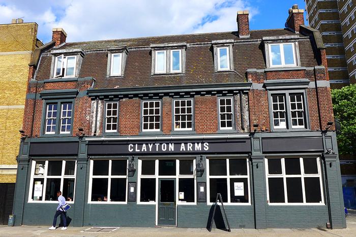 Clayton Arms, Peckham 2