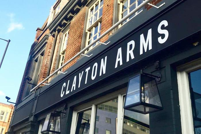 Clayton Arms, Peckham 1