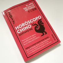 Horóscopo Chino 2017, El año del Gallo de Fuego
