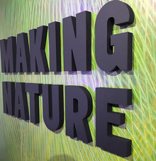 <cite>Making Nature: How We See Animals</cite> exhibition