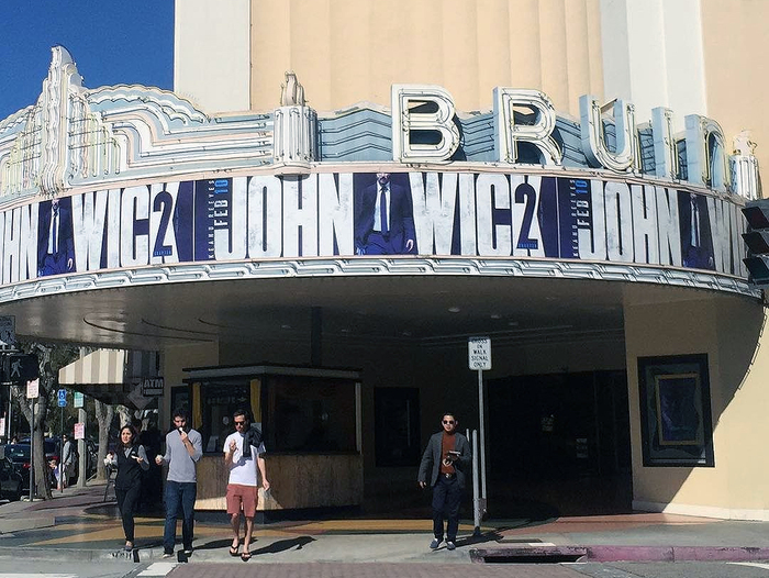 Fox Bruin Theater, Los Angeles