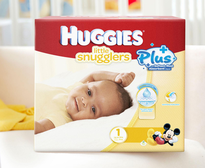 Litte Snugglers packaging