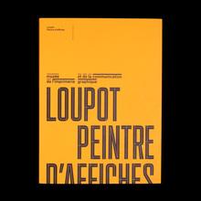 <cite>Loupot: peintre d'affiches</cite>