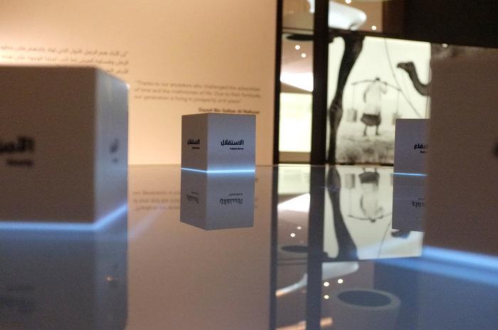 Etihad Museum Dubai 2
