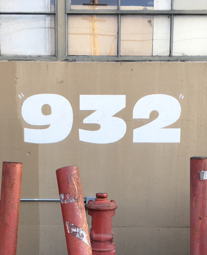 932 Parker St.  (Willig Building warehouse), West Berkeley, CA