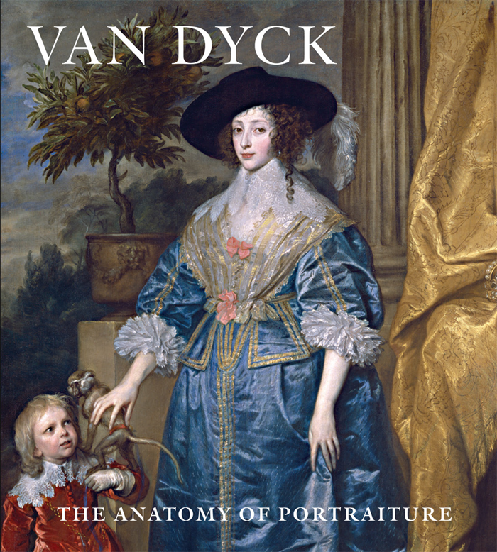Anthony van Dyck (1599–1641), Queen Henrietta Maria with Jeffery Hudson, 1633. Oil on canvas, 86 1/4 × 53 1/16 in. (219.1 × 134.8 cm). National Gallery of Art, Washington; Samuel H. Kress Collection.
