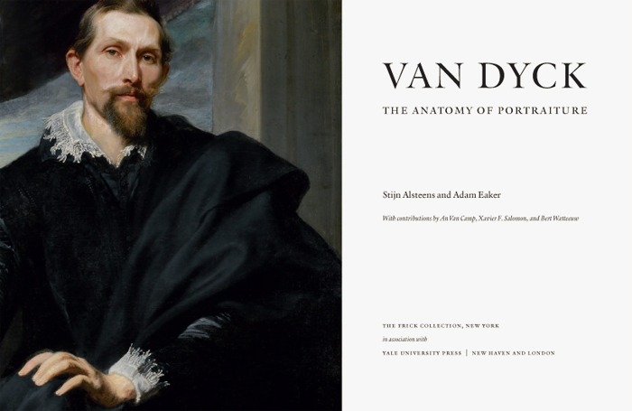Anthony van Dyck (1599–1641), Frans Snyders, ca. 1620. Oil on canvas, 56 1/8 × 41 1/2 in. (142.5 × 105.4 cm). The Frick Collection; Henry Clay Frick Bequest.
