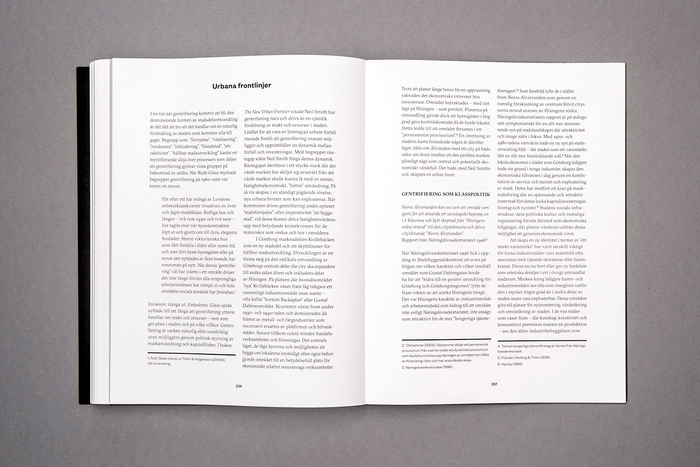 Den Urbana Fronten by Katarina Despotovic & Catharina Thörn 3