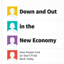 <cite>Down and Out in the New Economy</cite> by Ilana Gershon