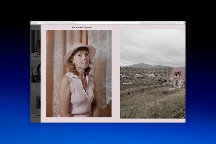 Visual identity for Julia Sellmann Photography 4