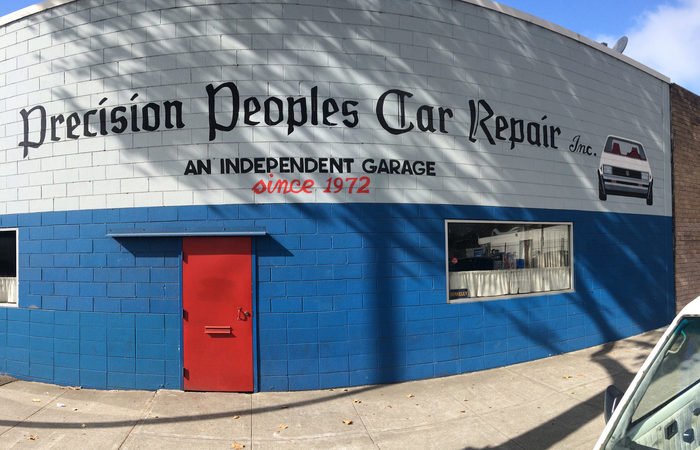 Precision Peoples Car Repair 1