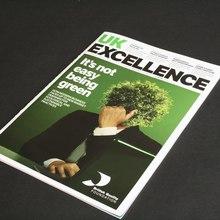 <cite>UK Excellence</cite> magazine (2011, 2016)