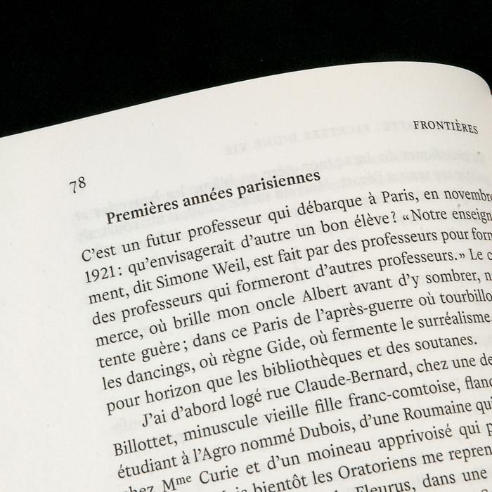 Auguste Viatte, Facettes d'une vie 4