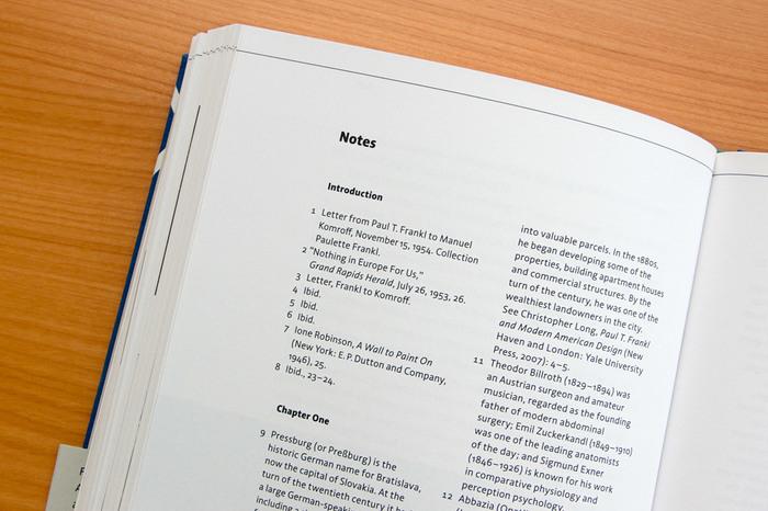 Paul T. Frankl: Autobiography 4