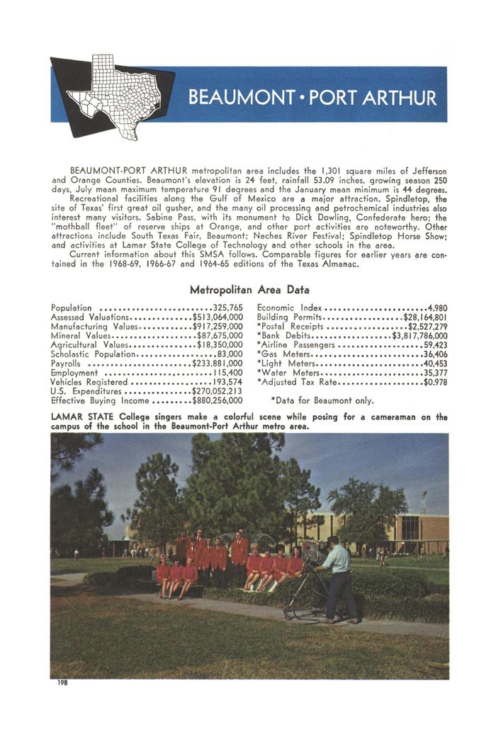 1970–71 Texas Almanac and State Industrial Guide 4