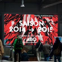 Basel Sinfonietta 2014/2015
