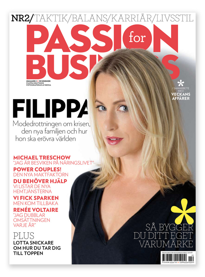 Passion for Business Magazine 1
