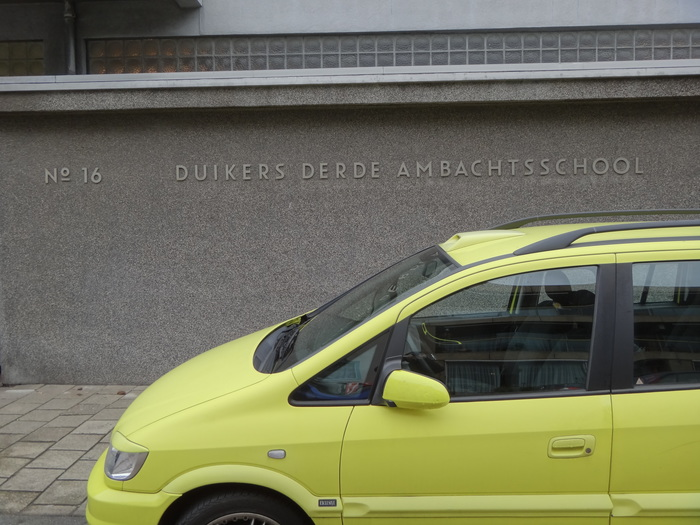 № 16 Duikers Derde Ambachtsschool 1
