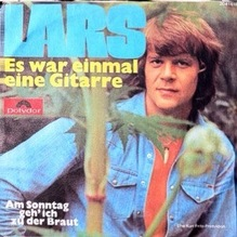 """Lars – """"Es war einmal eine Gitarre"""" single cover"""