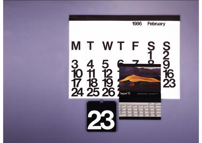 Stendig Calendar 1