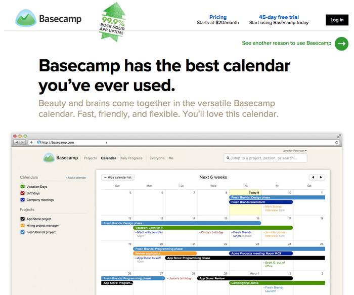 Basecamp 2 Product Site 4
