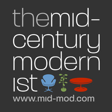 The Mid-Century Modernist Logo