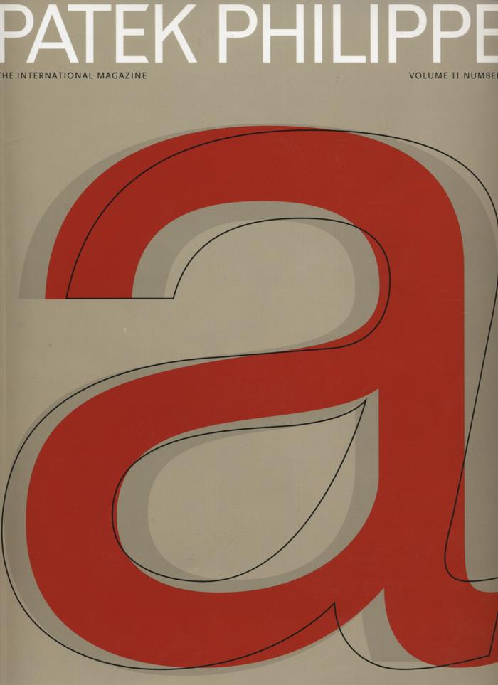 Patek Philippe magazine, Vol. II, No. 1 1