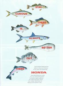 Honda 2011 Ad Campaign